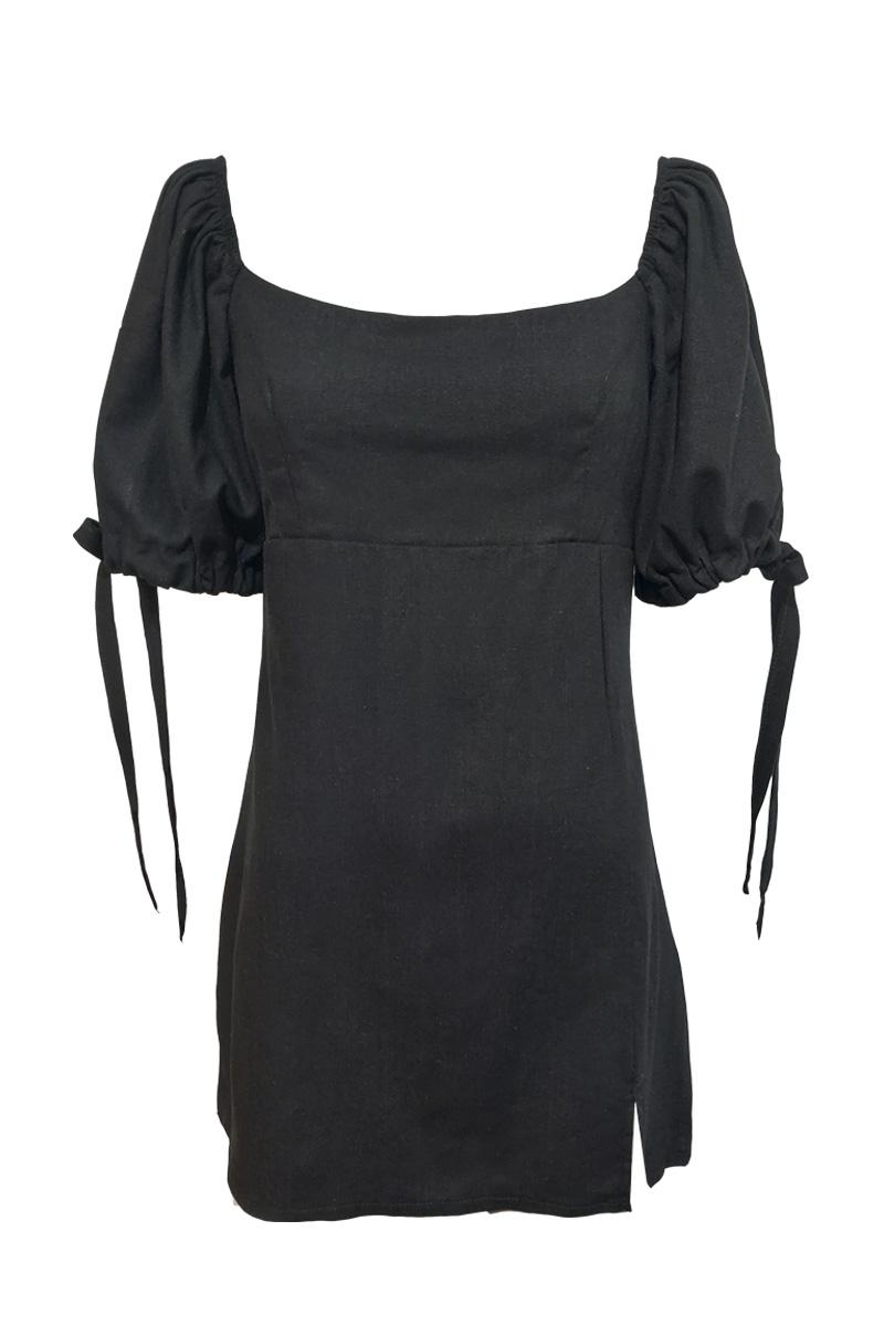 Vestido MEGAN lino