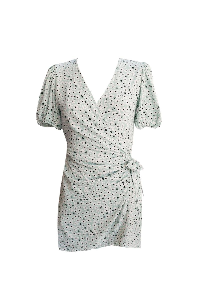 Vestido BECCA fibrana