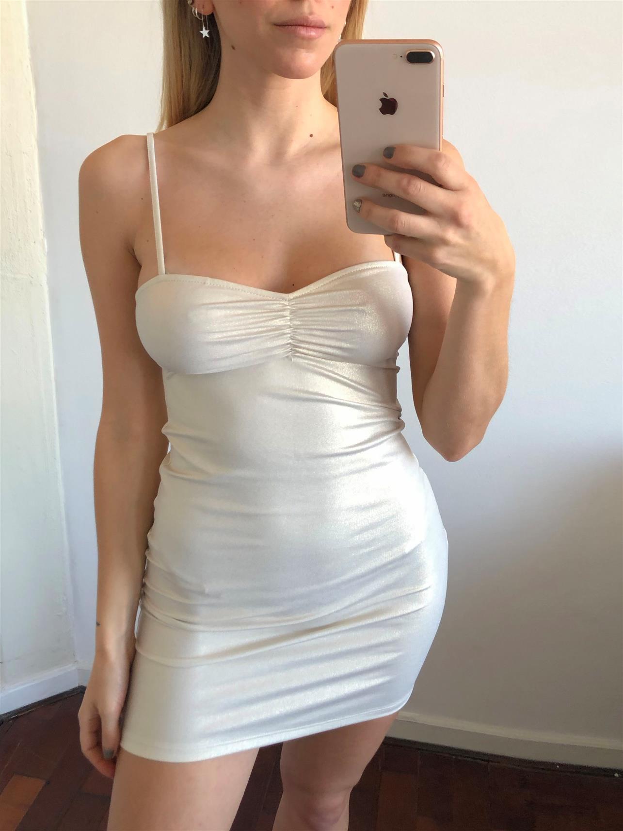 Vestido SILVER