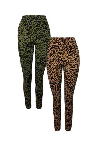 Pantalon KUPPER ANIMAL PRINT