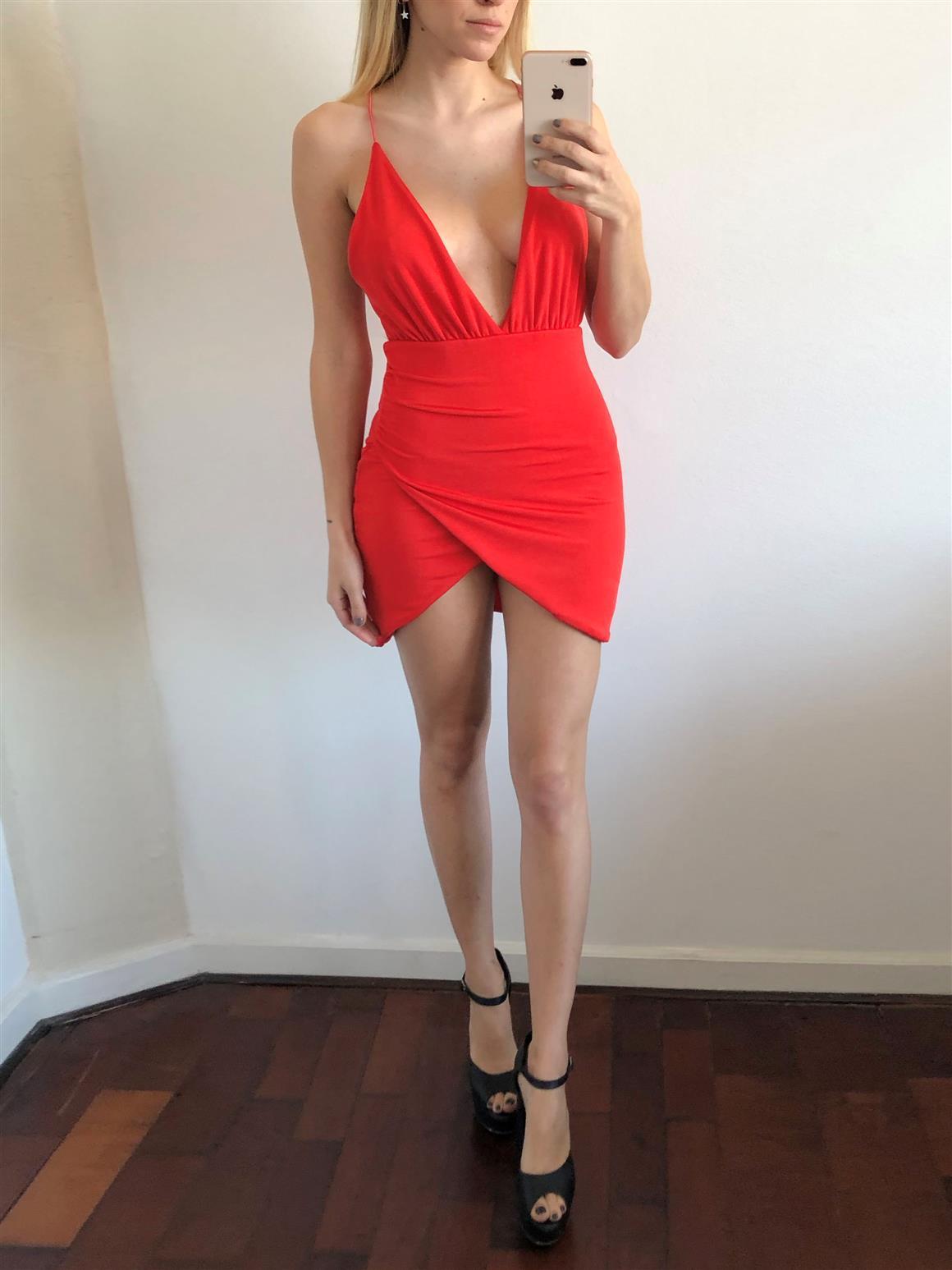 Vestido LUXE ACETATO