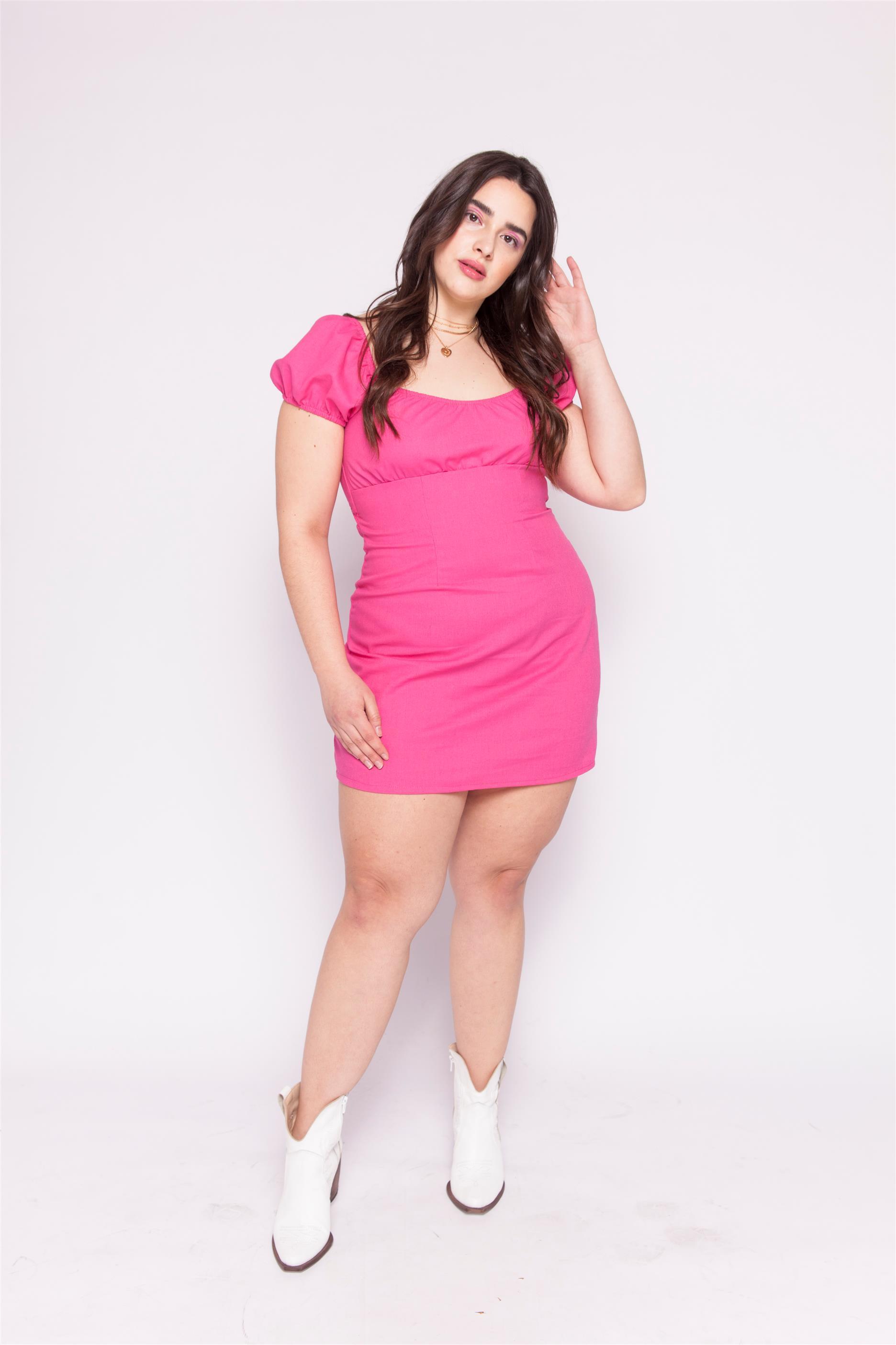 Vestido TIANA XL-XXL-XXXL
